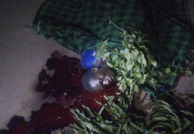 Man, 27, Killed Because Of GH50 Cedis