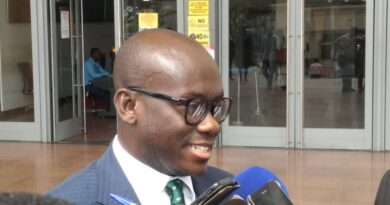 Deputy Attorney General Chastises Parliament for Disregarding Court Ruling