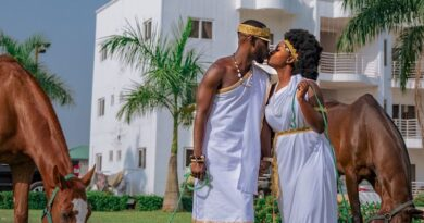 Annica Celebrates Marriage Anniversary With A Love Letter To Okyeame Kwame