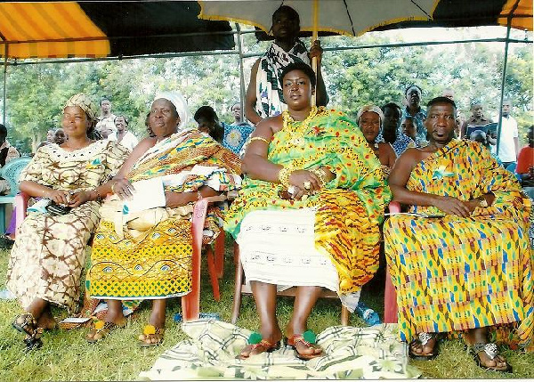 Chiraa Queen Mother Kicks Against Gayism And Lesbianism