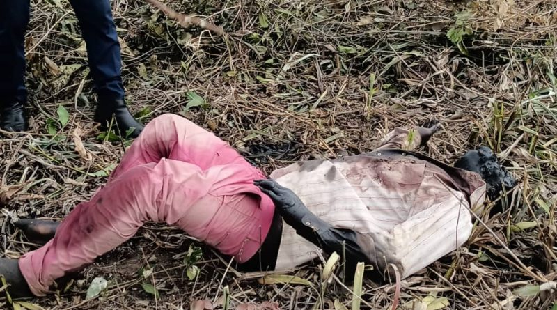 Man Found Dead In A Bush At Gomoa Ojobi