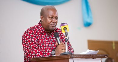 We'll Deploy Educated Personnel To Monitor And Police 2024 Polls – Mahama
