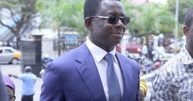 Ex-COCOBOD CEO, Opuni Files Submission Of No Case In Ongoing Trial