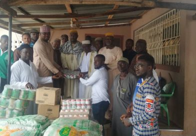 Wenchi MP Supports Muslims During Ramadan