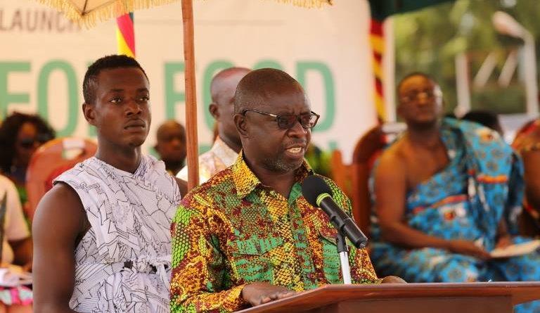 Kwaku Asomah-Cheremeh Denies His Involvement In Galamsey