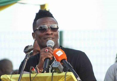 Asamoah Gyan Ventures Into Music