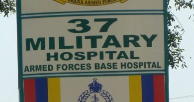 37 Military Hospital Slapped With Over GHS1M For Woman's Death At Childbirth