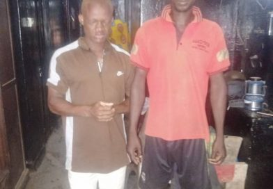 Walewale: Police Arrest Two Suspects Involved In Nasia Robbery