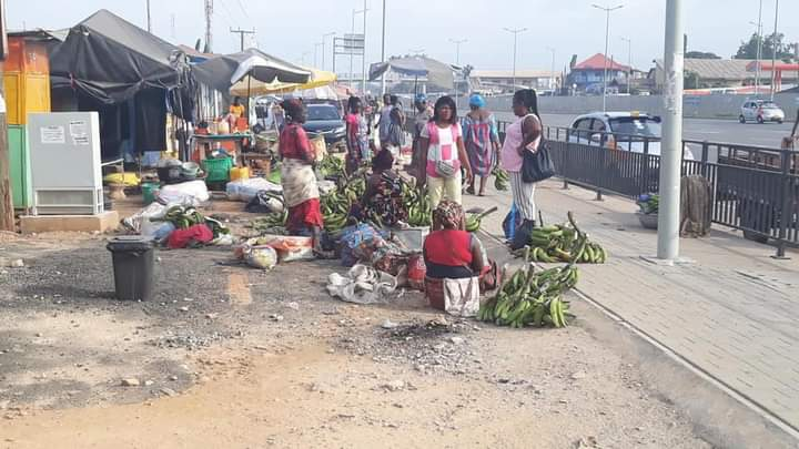 Henry Quartey Sack Timbers Drivers Using New Pokuase Interchange As Lorry Stations
