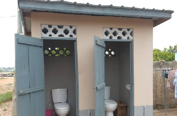 30,000 Households In Greater Kumasi To Benefit From Modern Toilet Facilities