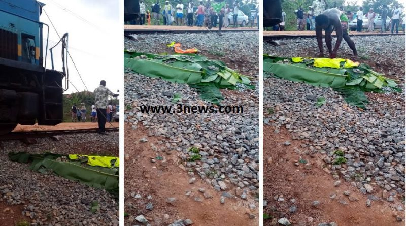 Ghana Railway's Accra Manager Killed By Moving Train